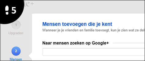 google plus account aanmaken 5