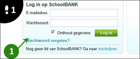 schoolbank wachtwoord vergeten 1