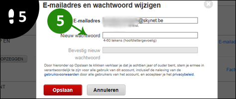 netflix wachtwoord vergeten 5