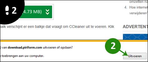ccleaner installeren 2