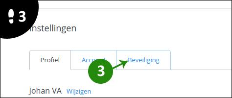dropbox wachtwoord wijzigen 3