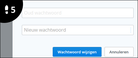 dropbox wachtwoord wijzigen 5