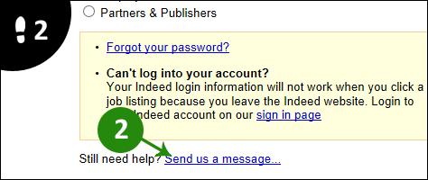 indeed account verwijderen 2
