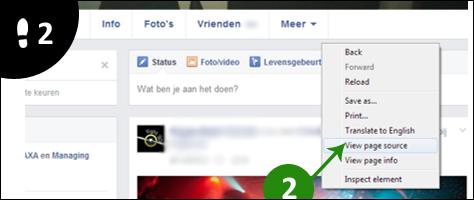 wie bezocht mijn facebook 2