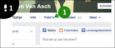 facebook album verwijderen 1