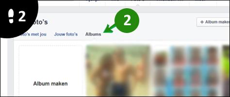 facebook album verwijderen 2