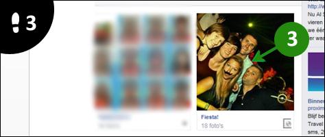 facebook album verwijderen 3
