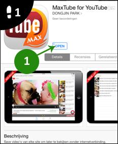 youtube video downloaden ipad 1