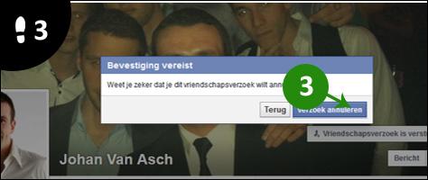 facebook vriendschapsverzoek annuleren 3