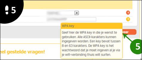 wifi wachtwoord vergeten 5