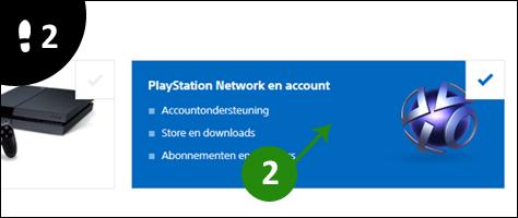 playstation account verwijderen 2
