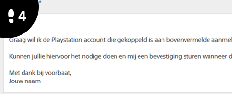 playstation account verwijderen 4b